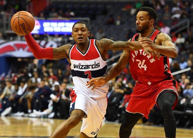 Washington Wizards vs. Toronto Raptors - 11/2/16 NBA Pick, Odds, and Prediction