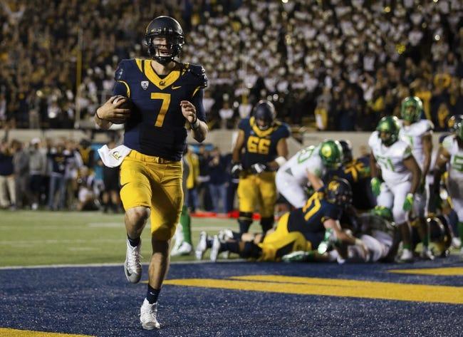 USC Trojans vs. California Golden Bears - 10/27/16 College Football Pick, Odds, and Prediction