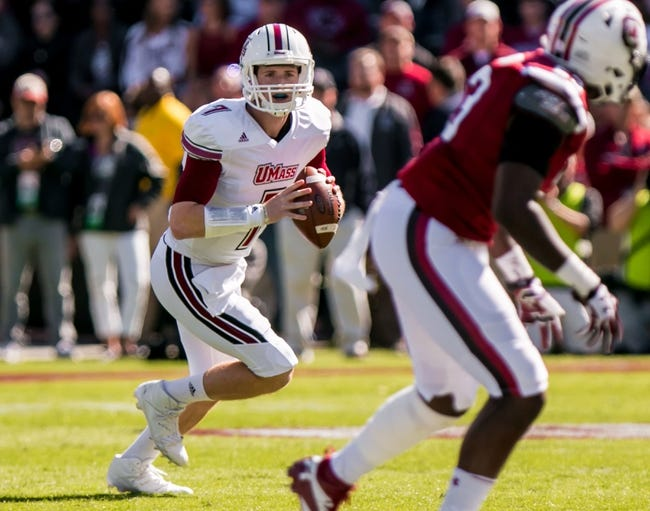 Massachusetts vs. Wagner - 10/29/16 College Football Pick, Odds, and Prediction