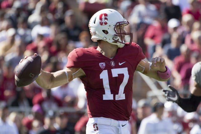 CFB | Stanford Cardinal (4-3) at Arizona Wildcats (2-5)