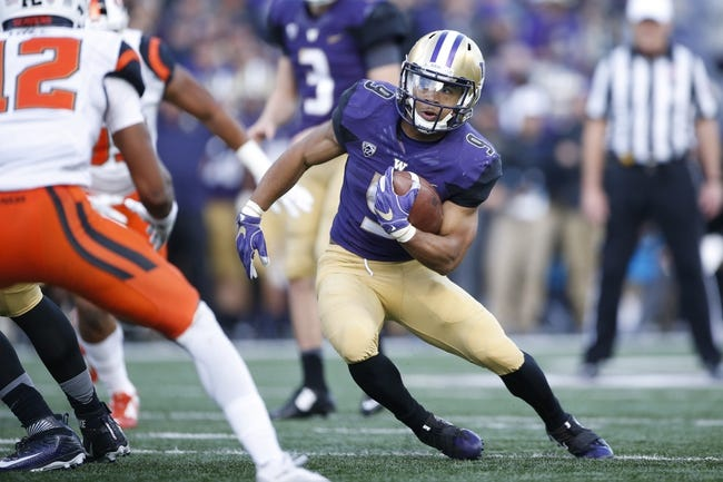 Utah Utes vs. Washington Huskies - 10/29/16 College Football Pick, Odds, and Prediction