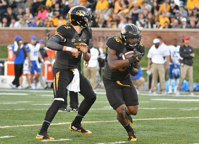 CFB | Kentucky Wildcats (4-3) at Missouri Tigers (2-5)