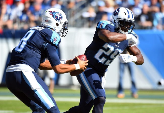 Tennessee Titans vs. Jacksonville Jaguars - 10/27/16 NFL Pick, Odds, and Prediction