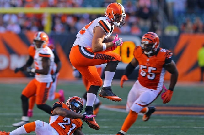NFL | Cincinnati Bengals (4-7-1) at Cleveland Browns (0-12)