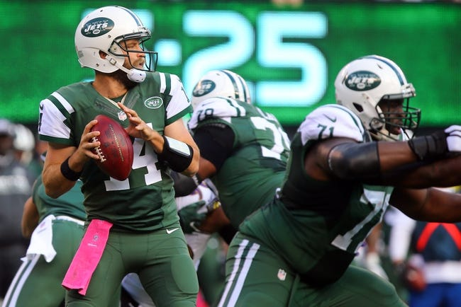 Cleveland Browns vs. New York Jets - 10/30/16 NFL Pick, Odds, and Prediction