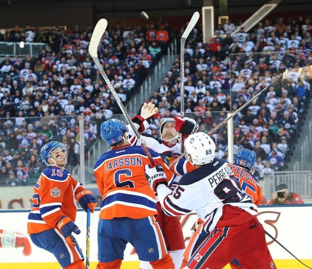 Winnipeg Jets vs. Edmonton Oilers - 12/1/16 NHL Pick, Odds, and Prediction