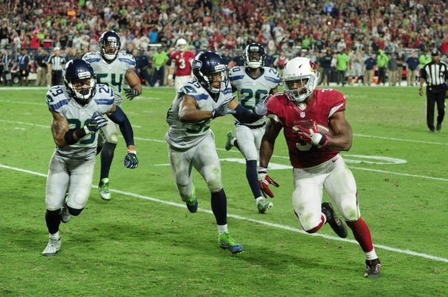Seattle Seahawks vs. Arizona Cardinals - 12/24/16 NFL Pick, Odds, and Prediction