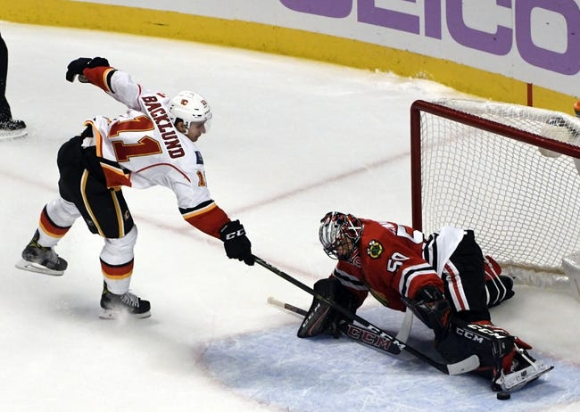 Chicago Blackhawks vs. Calgary Flames - 11/1/16 NHL Pick, Odds, and Prediction