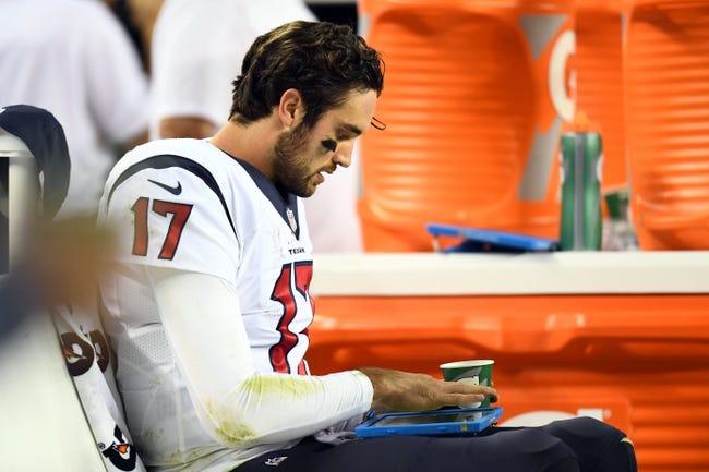 NFL | Detroit Lions (4-3) at Houston Texans (4-3)