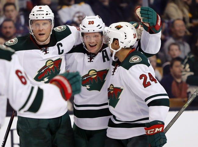 Buffalo Sabres vs. Minnesota Wild - 10/27/16 NHL Pick, Odds, and Prediction