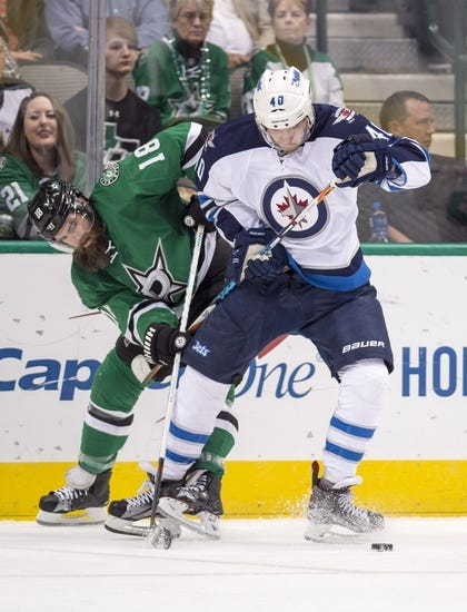 Winnipeg Jets vs. Dallas Stars - 10/27/16 NHL Pick, Odds, and Prediction