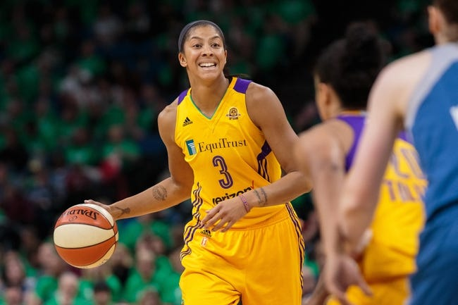 Indiana Fever vs. Los Angeles Sparks - 7/17/17 WNBA Pick, Odds, and Prediction