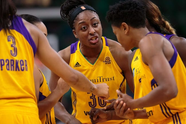 Phoenix Mercury vs. Los Angeles Sparks - 9/14/17 WNBA Pick, Odds, and Prediction