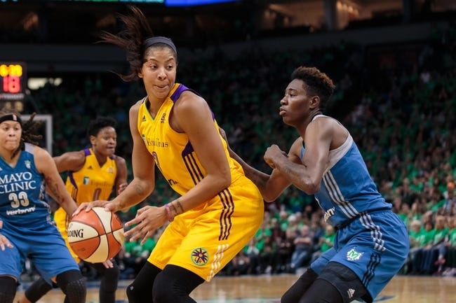 Seattle Storm vs. Chicago Sky - 6/12/18 WNBA Pick, Odds, and Prediction