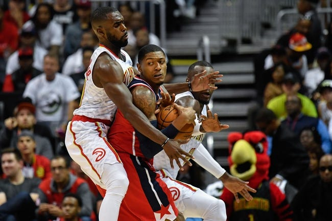 Washington Wizards vs. Atlanta Hawks - 11/4/16 NBA Pick, Odds, and Prediction