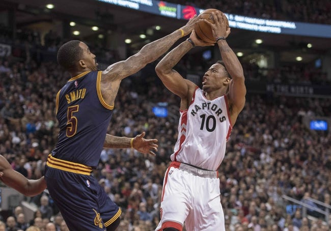 Cleveland Cavaliers vs. Toronto Raptors - 11/15/16 NBA Pick, Odds, and Prediction