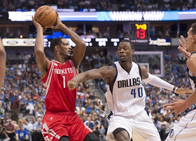 Houston Rockets vs. Dallas Mavericks - 10/30/16 NBA Pick, Odds, and Prediction