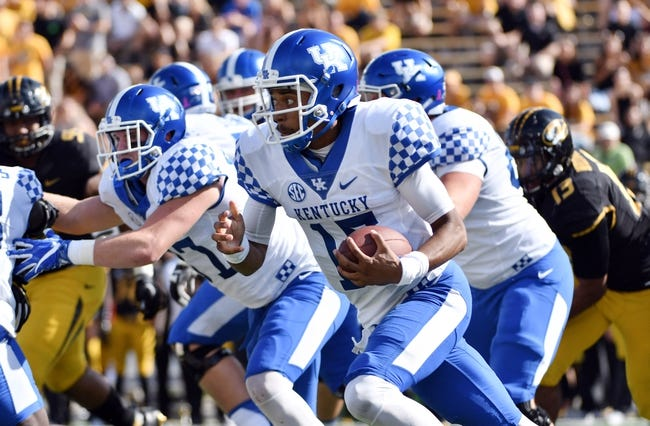 Kentucky vs. Georgia - 11/5/16 College Football Pick, Odds, and Prediction
