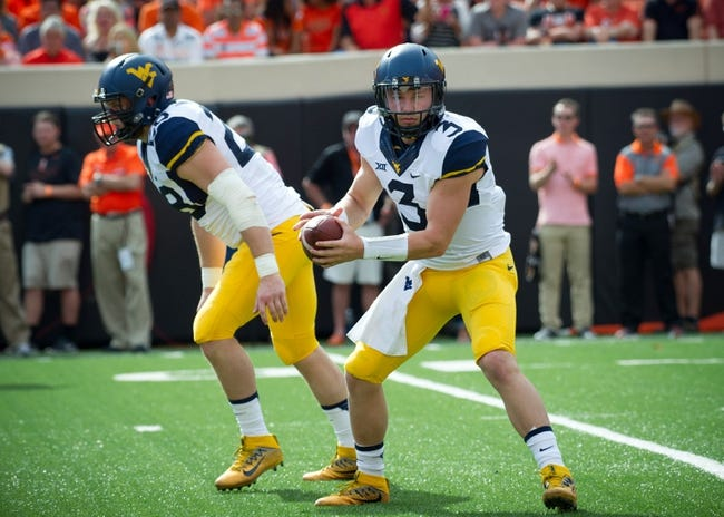 West Virginia vs. Kansas - 11/5/16 College Football Pick, Odds, and Prediction
