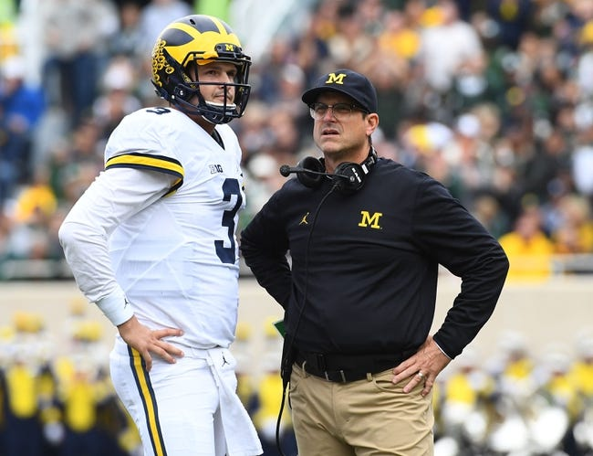 Michigan vs. Maryland - 11/5/16 College Football Pick, Odds, and Prediction