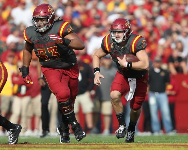 Iowa State vs. Oklahoma - 11/3/16 College Football Pick, Odds, and Prediction