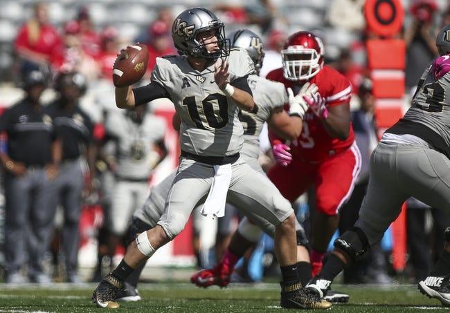 UCF vs. Cincinnati - 11/12/16 College Football Pick, Odds, and Prediction