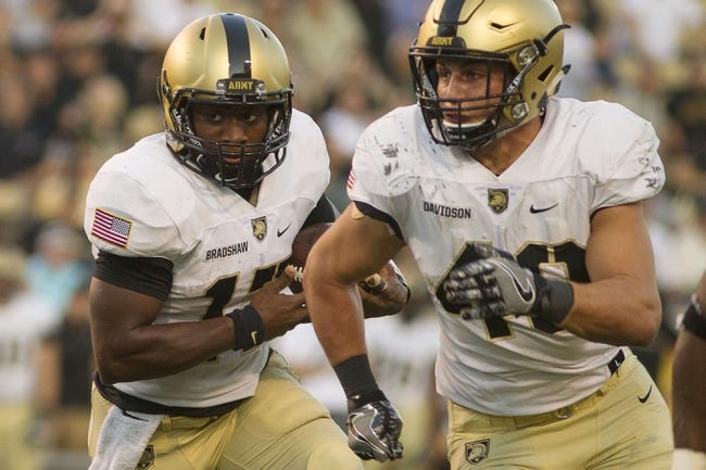 Notre Dame vs. Army - 11/12/16 College Football Pick, Odds, and Prediction