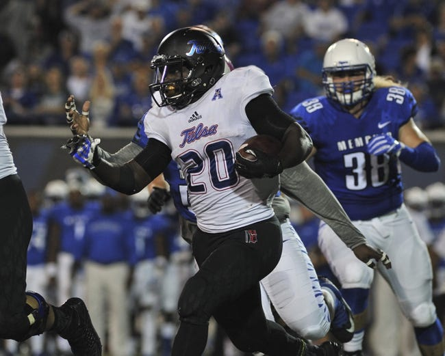 Tulsa vs. East Carolina - 11/5/16 College Football Pick, Odds, and Prediction