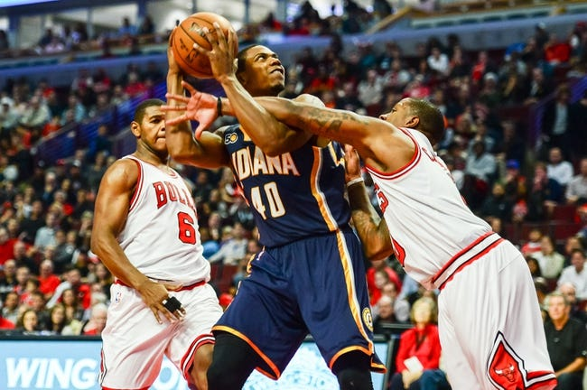 Indiana Pacers vs. Chicago Bulls - 11/5/16 NBA Pick, Odds, and Prediction