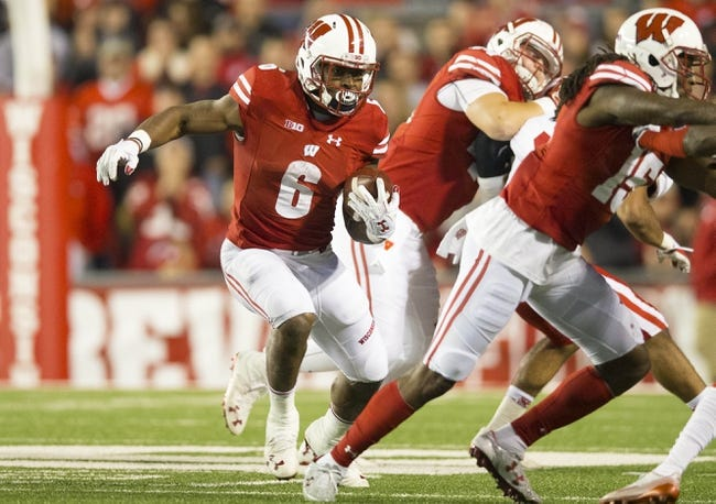 Illinois Fighting Illini at Wisconsin Badgers - 11/12/16 College Football Pick, Odds, and Prediction