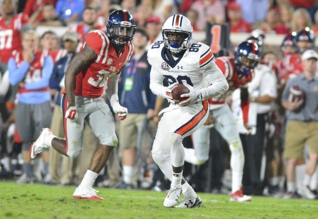 Auburn vs. Vanderbilt - 11/5/16 College Football Pick, Odds, and Prediction