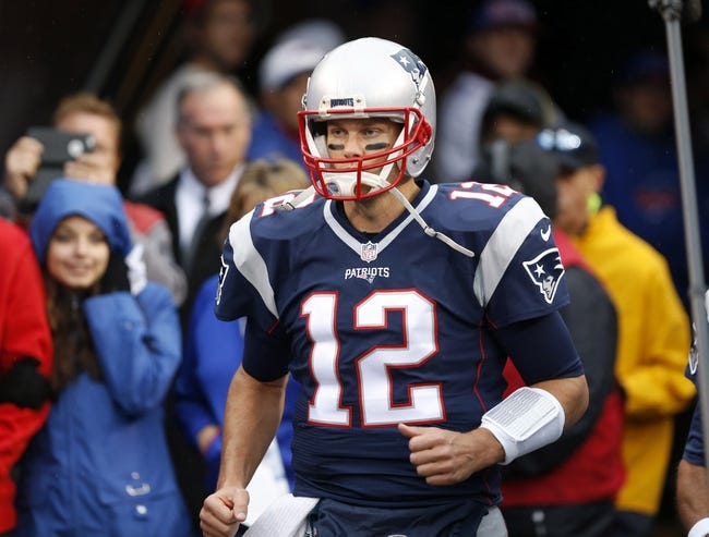 New England Patriots vs. Seattle Seahawks - 11/13/16 NFL Pick, Odds, and Prediction