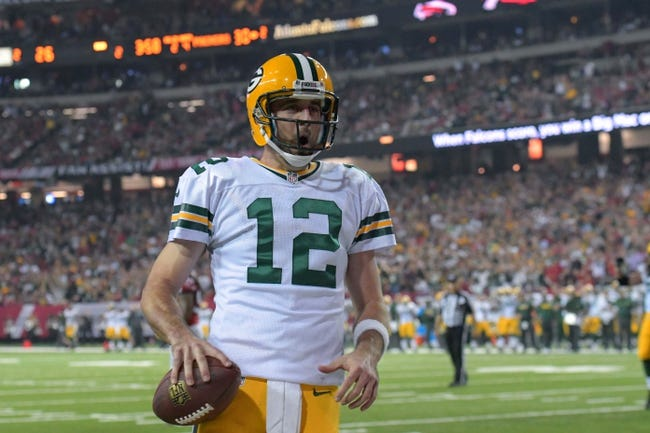 Tennessee Titans vs. Green Bay Packers - 11/13/16 NFL Pick, Odds, and Prediction