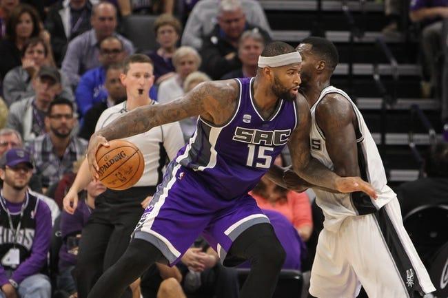 Sacramento Kings vs. San Antonio Spurs - 11/16/16 NBA Pick, Odds, and Prediction