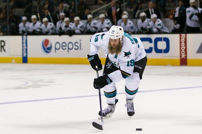 San Jose Sharks vs. Anaheim Ducks - 11/26/16 NHL Pick, Odds, and Prediction