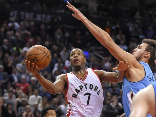 Denver Nuggets vs. Toronto Raptors - 11/18/16 NBA Pick, Odds, and Prediction