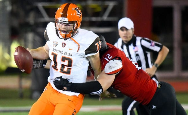 Bowling Green vs. South Dakota - 9/9/17 College Football Pick, Odds, and Prediction