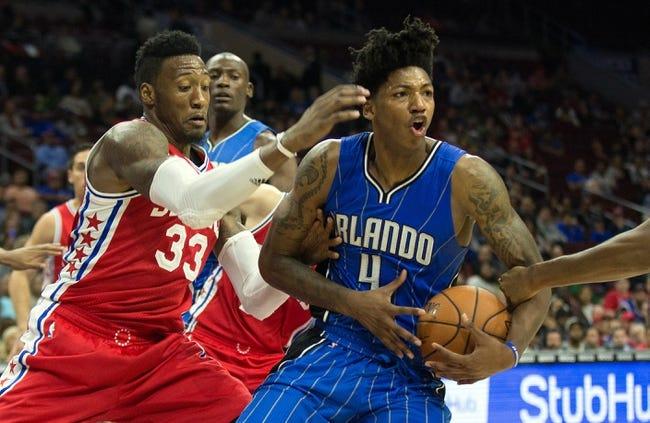 Orlando Magic at Philadelphia 76ers - 12/2/16 NBA Pick, Odds, and Prediction