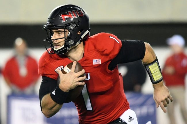 Toledo at Northern Illinois - 11/9/16 College Football Pick, Odds, and Prediction