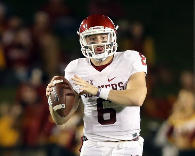 Oklahoma vs. Baylor - 11/12/16 College Football Pick, Odds, and Prediction