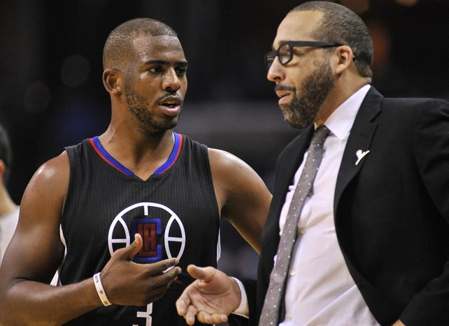 Los Angeles Clippers vs. Memphis Grizzlies - 11/16/16 NBA Pick, Odds, and Prediction