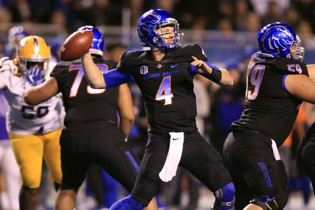 UNLV Rebels at Boise State Broncos - 11/18/16 College Football Pick, Odds, and Prediction