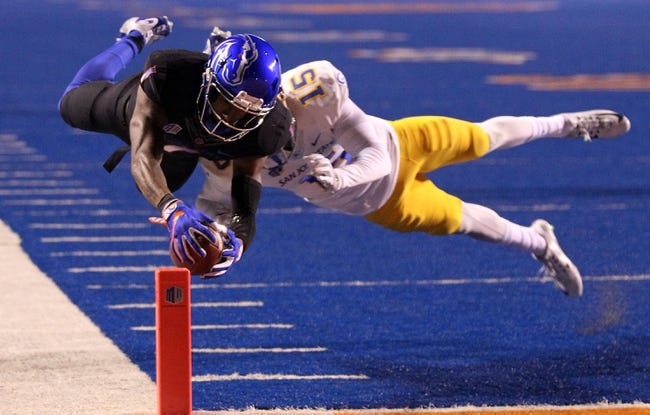 Boise State vs. New Mexico - 9/14/17 College Football Pick, Odds, and Prediction