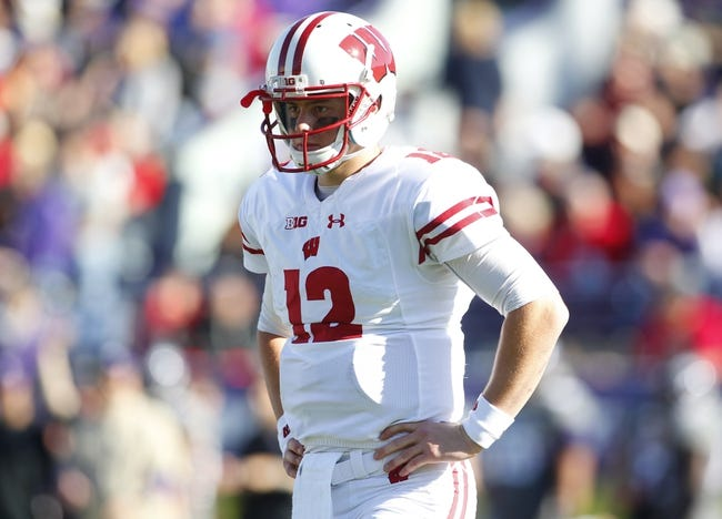 Wisconsin vs. Illinois - 11/12/16 College Football Pick, Odds, and Prediction