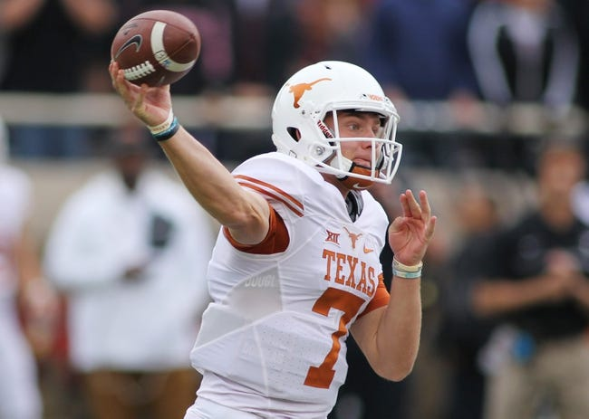 Texas vs. TCU - 11/25/16 College Football Pick, Odds, and Prediction