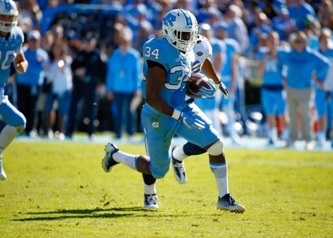 North Carolina Tar Heels at Duke Blue Devils - 11/10/16 College Football Pick, Odds, and Prediction