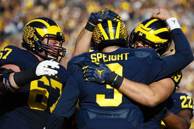 Michigan vs. Indiana - 11/19/16 College Football Pick, Odds, and Prediction