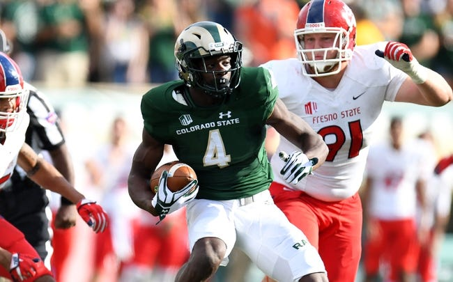 Colorado State vs. New Mexico - 11/19/16 College Football Pick, Odds, and Prediction