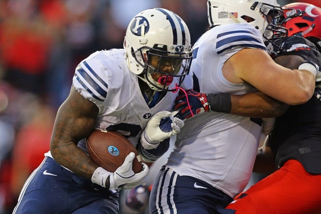 Wyoming vs. BYU: Poinsettia Bowl - 12/21/16 College Football Pick, Odds, and Prediction