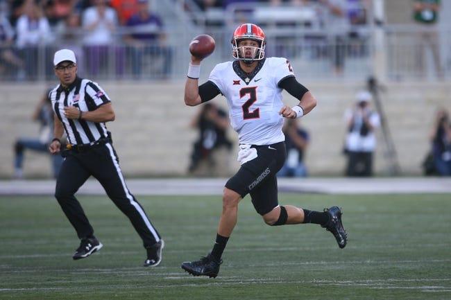 Oklahoma State vs. Texas Tech - 11/12/16 College Football Pick, Odds, and Prediction